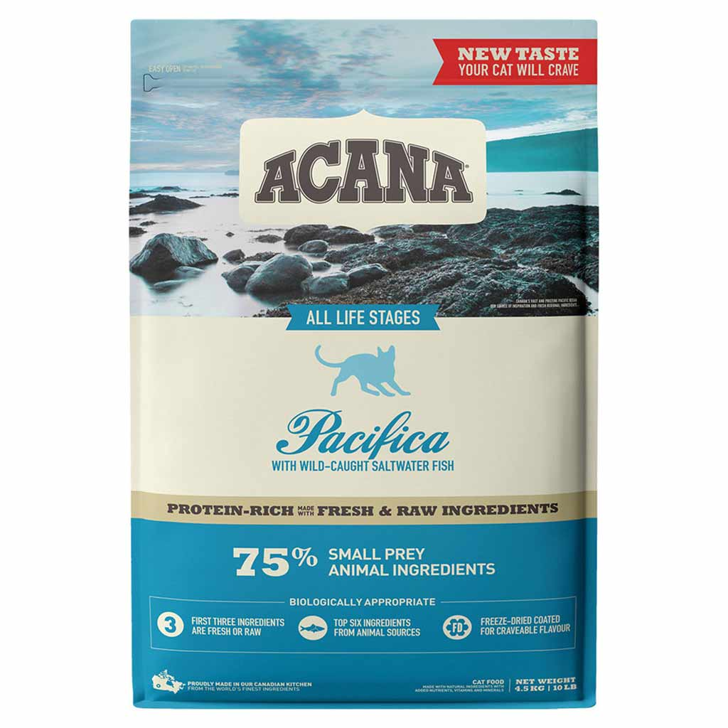 ACANA CAT PACIFICA 4.5KG
